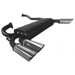 EXHAUST SYSTEM SILENCER...