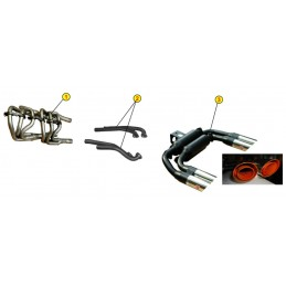 COMPLETE EXHAUST SYSTEM...