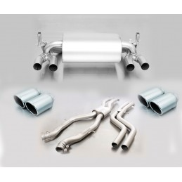 COMPLETE EXHAUST REMUS BMW...